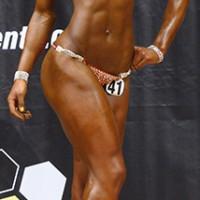 Deutsche Meisterin 2015 Bikini-Fitness Gesamtsiegerin