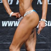 Int.Deutsche Meisterin 2014 Gesamtsiegerin Bikini-Fitness