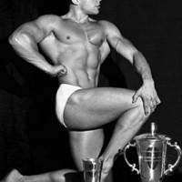 erster Mr. Germany 1960