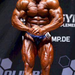 Sergej Moser,  Deutscher Männer- und Masters Gesamtsieger 2016
