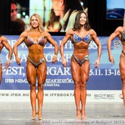von links: Inna Trofymenkova,  Ukraine;  Juli Oftedal, Norwegen; Renata Benigno-Wißkirchen, Yulia Ushakova, Russland