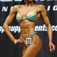 Deutsche Meisterin 2015 Gesamtsiegerin Fitness-Figur