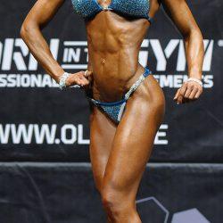 Helene Fiedler, Internationale Deutsche Bikini Gesamtsiegerin 2016