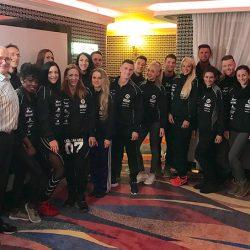 Deutsches Team Frauen- und Mä.Physique Weltmeisterschaft in Bialystok 2016