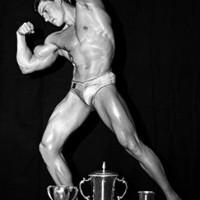 erster Mr.Germany jr. 1960. Er wurde auch 1962 Männer Gesamtsieger