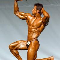 Deutscher Meister und Europameister im Classic-Bodybuilding