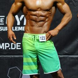 Dennis Roßmannek, Gesamtsieger Mä-Physique Internationale Deutsche Meisterschaft 2016